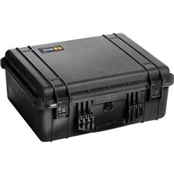 Pelican Products 1550 Medium Case With Foam-Black