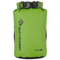 Sea To Summit Big River Dry Bag - 5L-Apple Green