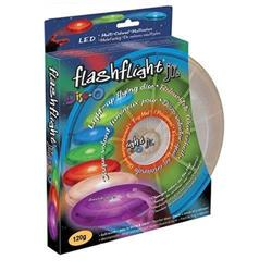 Nite-Ize FlashFlight Jr LED Light-Up Flying Disc - Disc-O-Not Applicable