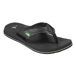 Sanuk Beer Cozy - Mens-Black