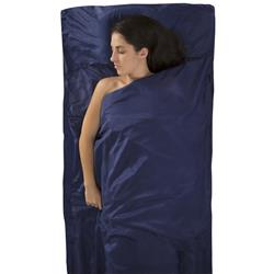 Sea To Summit Silk/Cotton Blend Travel Liner - Traveler (with Pillow Case)-Not Applicable