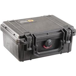Pelican Products 1150 Small Case With Foam-Black