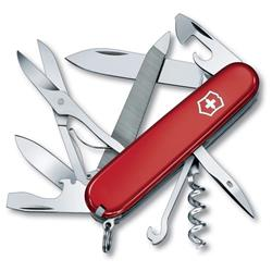 Victorinox-Switzerland Mountaineer - Red - Boxed-Not Applicable