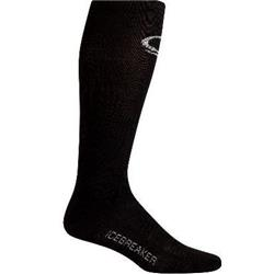 Icebreaker Ski Liner Over the Calf Socks - Womens-Black
