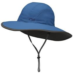 Outdoor Research Rambler Sun Sombrero - Kids-Cobalt