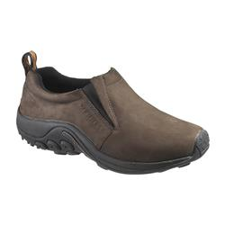 Merrell Jungle Moc Nubuck, Wide - Brown - Mens-Not Applicable