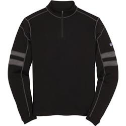 Kuhl Kuhl Team 1/4 Zip - Mens-Black