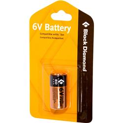 Black Diamond 6-Volt Battery-Not Applicable