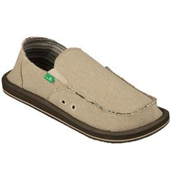 Sanuk Hemp - Mens-Natural