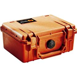 Pelican Products 1150 Case with Foam - Orange (1150 WL / WF)-Not Applicable
