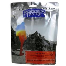 Backpackers Pantry Pad See You with Chicken - 2 Serving (Gluten & Wheat Free)-Not Applicable