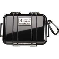 Pelican Products 1020 Micro Case-Black