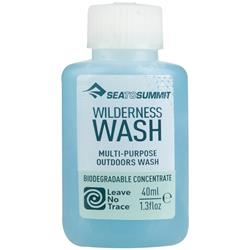 Sea To Summit Wilderness Wash 1.3oz / 40ml-Not Applicable