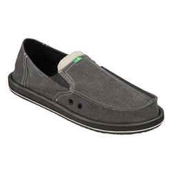 Sanuk Pick Pocket - Mens-Charcoal