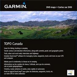 Garmin TOPO Canada - West-Not Applicable