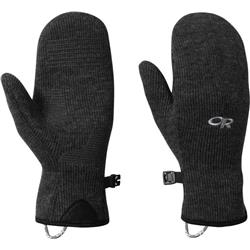 Outdoor Research Flurry Mitts - Womens-Black