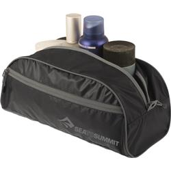 Sea To Summit Travelling Light Toiletry Bag - L-Black
