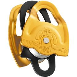 Petzl Gemini Double Pulley-Not Applicable