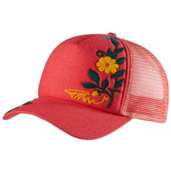 Prana prAna Embroidered Trucker - Womens-Cosmo Pink