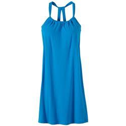 Prana Quinn Dress - Womens-Electro Blue