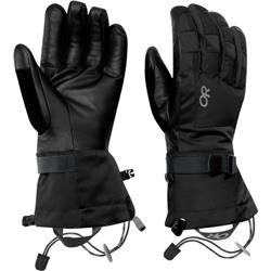 Outdoor Research Revolution Gloves - Mens-Black