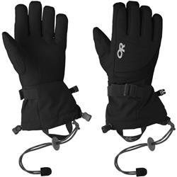 Outdoor Research Revolution Gloves - Womens-Black