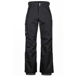 Marmot Motion Insulated Pant - Mens-Black