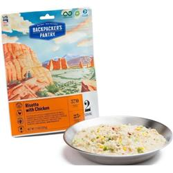 Backpackers Pantry Risotto with Chicken - 2 Serving (Gluten & Wheat Free)-Not Applicable