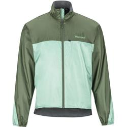 Marmot DriClime Windshirt - Mens-Pond Green / Crocodile