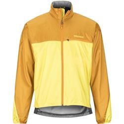 Marmot DriClime Windshirt - Mens-Sunny / Aztec Gold
