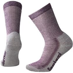 Smartwool Hike Medium Crew Socks - Womens-Dark Cassis