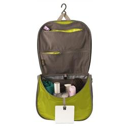 Sea To Summit Travelling Light Hanging Toiletry Bag - L-Lime Green