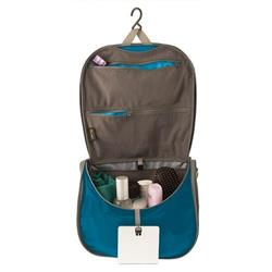 Sea To Summit Travelling Light Hanging Toiletry Bag - L-Pacific Blue