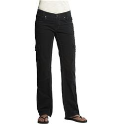 "Kuhl Splash Roll-Up Pants, 32"" Inseam - Womens-Black"