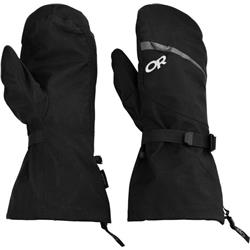 Outdoor Research Mt Baker Modular Mitts-Black