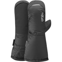 Rab Endurance Down Mitt-Black