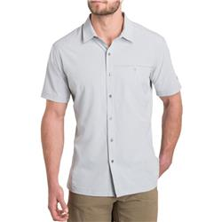 Kuhl Renegade SS Shirt - Mens-Ash