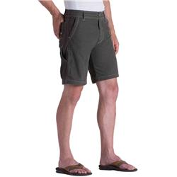 "Kuhl Ramblr Short, 10"" Inseam - Mens-Gun Metal"