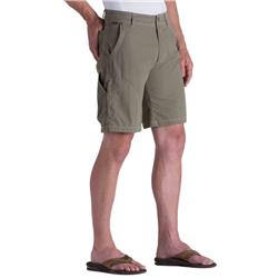 "Kuhl Ramblr Short, 10"" Inseam - Mens-Khaki"