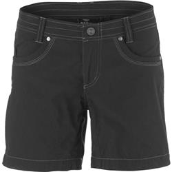 "Kuhl Splash Shorts, 5.5"" Inseam - Womens-Black"