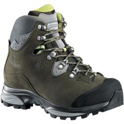 Scarpa Hunza GTX - Womens-Dark Brown / Kiwi