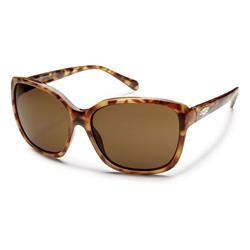 Cayenne, Tortoise Frame, Brown Polarized Polycarbonate Lens