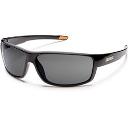 Suncloud Voucher, Black Frame, Polarized Gray Lens-Not Applicable