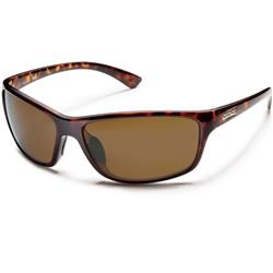 Suncloud Sentry, Tortoise Frame, Polarized Brown Lens-Not Applicable