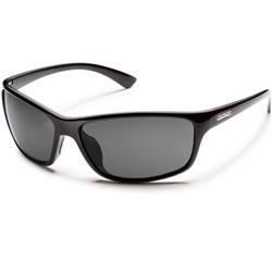 Suncloud Sentry, Black Frame, Polarized Gray Lens-Not Applicable