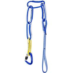 "Metolius Personal Anchor System - PAS 22 kN 38"" L x 11mm - Blue / Yellow-Not Applicable"