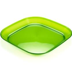 GSI Outdoors Infinity Plate - Green-Not Applicable