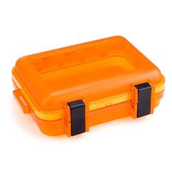 GSI Outdoors Lexan Gear Box - XSmall - Apricot Orange-Not Applicable
