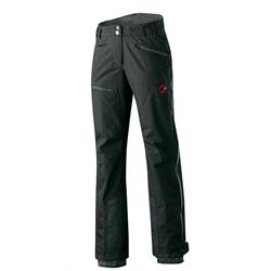 Mammut Linard Pants, Reg - Womens-Black