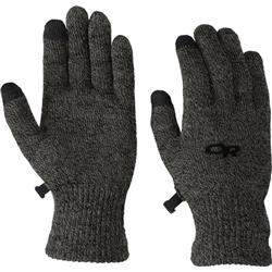Outdoor Research Biosensor Liners - Mens-Charcoal
